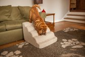 Snoozer Pet Products - Hondentrap - Bruin - Large 53 x 53 x 76 cm