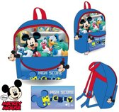 Mickey Mouse & Donald Duck rugzak 29cm