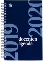 Ryam Docenten agenda met spiraal 2019/2020 blauw