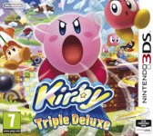 Nintendo Kirby: Triple Deluxe, 3DS Basis Nintendo 3DS video-game