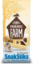 Tiny friends farm snakstiks - 4 ST à 100 GR