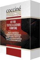 Cocciné set voor textiel en lederen meubels
