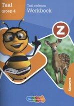 Z-Taal Taal oefenen groep 4 Werkboek