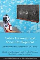 Cuban Economic and Social Development
