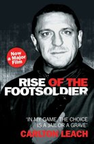Omslag van 'Rise of the Footsoldier - In My Game, The Choice is a Jail or a Grave'