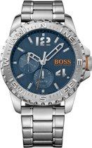 BOSS Orange HO1513424 Reykjavik Horloge - Staal - Zilverkleurig - 47 mm