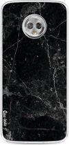 Casetastic Softcover Motorola Moto G6 - Black Marble