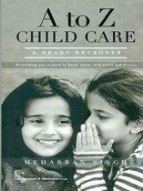 A to Z Child Care (Pb)