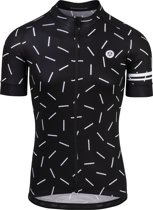 AGU Shirt Korte Mouw Hail Black/White Xl