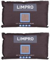 LIMPRO Auto ontvochtiger Voordeelpak 2 stuks | Vochtvreter | Anti Condens auto | Luchtontvochtiger Herbruikbaar | XL 2 pack