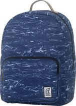 The Pack Society Classic - Rugzak - Blue Waves
