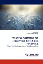 Resource Appraisal for Identifying Livelihood Potentials