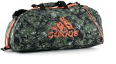 adias Super Sporttas Boxing Camo Large
