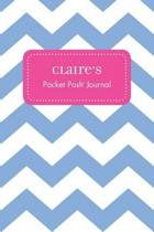 Claire's Pocket Posh Journal, Chevron