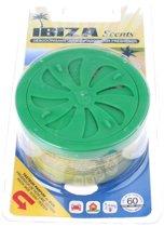 Ibiza Scents Luchtverfrisser Blikje Appel Groen Blister