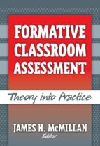 Formative Classroom Assessment