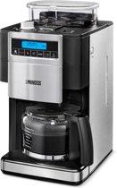 Princess 249402 DeLuxe - Koffiezetapparaat met koffiemolen - geschikt voor koffiebonen