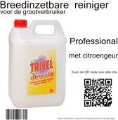 Veelzijdige reiniger met citronellol 5 liter