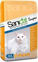 Sanicat Super Kattenbakvulling - 30 l