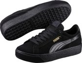 PUMA Vikky Platform Sneakers Dames - Black-Black
