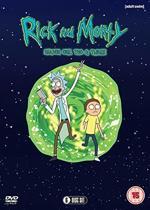 Rick And Morty - Seizoen 1 t/m 3 (Import)