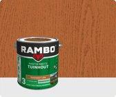 Rambo Tuinhout pantserbeits zijdeglans transparant teakhout 1204 2,5 l