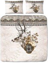 Suela Home Nadia - Dekbedovertrek - tweepersoons - 200 x 200/220 cm - Multi