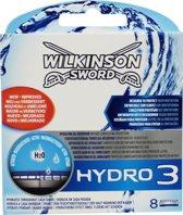 Wilkinson Hydro 3 scheermes 8 stuks