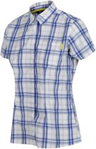 Regatta-Wmns Mindano IV-Outdoorshirt-Vrouwen-MAAT XXXL-Blauw