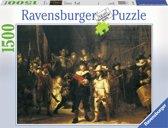 Ravensburger puzzel De Nachtwacht - Legpuzzel - 1500 stukjes
