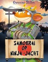 Geronimo Stilton - Samoerai op Ninjajacht