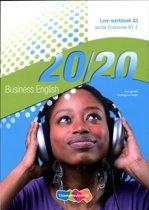 20/20 English / A2 Economie N1-2 / deel Leer-werkboek