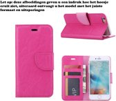 Xssive Hoesje voor LG G5 H850 - Book Case Pink