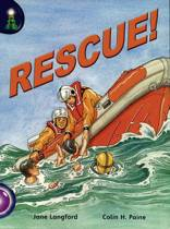 Lighthouse Year 2 Purple: Rescue!