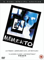 Memento (3 Disc Special Edition)(Import)[DVD]
