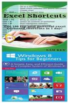Excel Shortcuts & Windows 8 Tips for Beginners