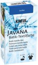 Javana Blauwe Batik Textile Dye - 70ml tie dye verf