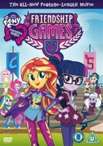 My Little Pony: Equestria Girls - Friendship Games (import) (dvd)