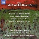 Sonata For Violin Alone