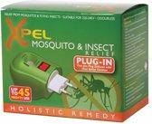 Anti muggen/insecten stekker met schakelaar