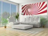 Red   White Photomural, wallcovering