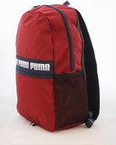 57fd6bd6679 School/rugtas - PUMA - Phase Backpack II - bordeaux