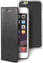 Celly BUDDY mobiele telefoon behuizingen 14 cm (5.5'') Portemonneehouder Zwart