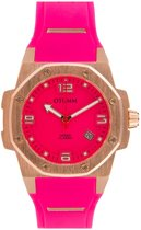 OTUMM Classi Speed 41mm Rose Gold Pink