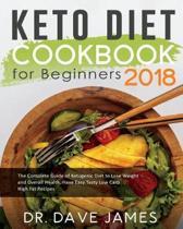 Keto Diet Cookbook for Beginners 2018