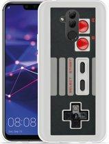 Huawei Mate 20 Lite Hoesje Retro Controller Classic