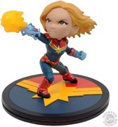 MARVEL - Q-Fig Captain Marvel 15 cm