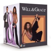 Will & Grace - Seizoen 1-5 (12 dvd's)
