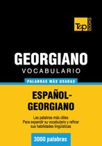 Vocabulario Español-Georgiano - 3000 palabras más usadas