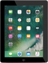 Apple iPad 4 refurbished door 2ND - 16GB Wifi Zwart